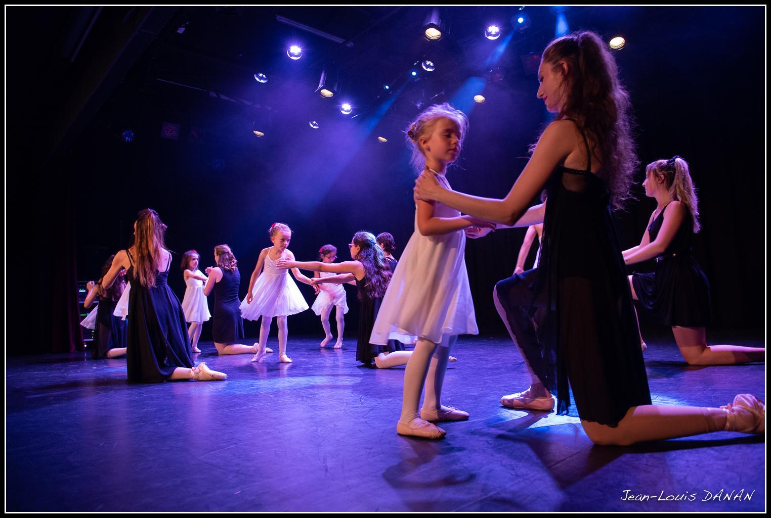temps danse